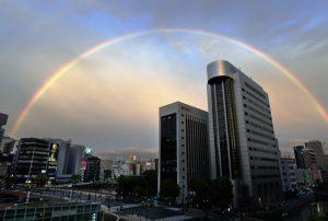福岡「虹」