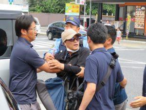 宮崎文夫逮捕